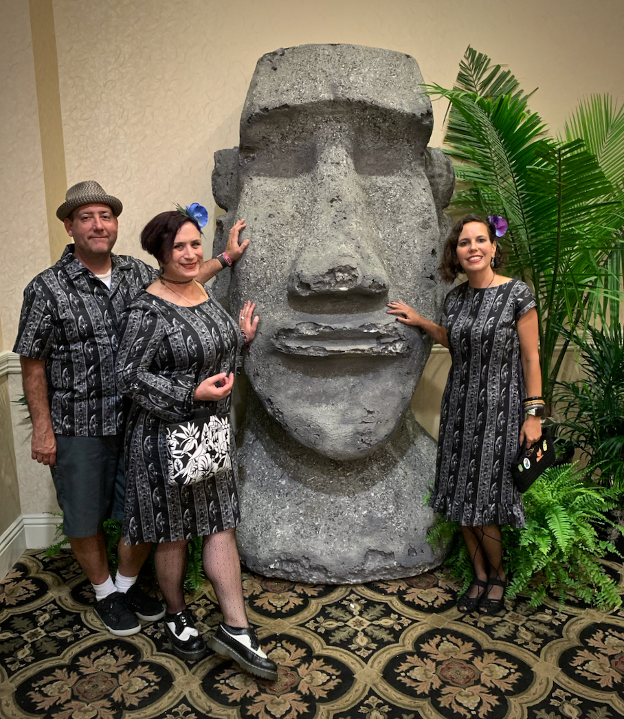 Moai madness