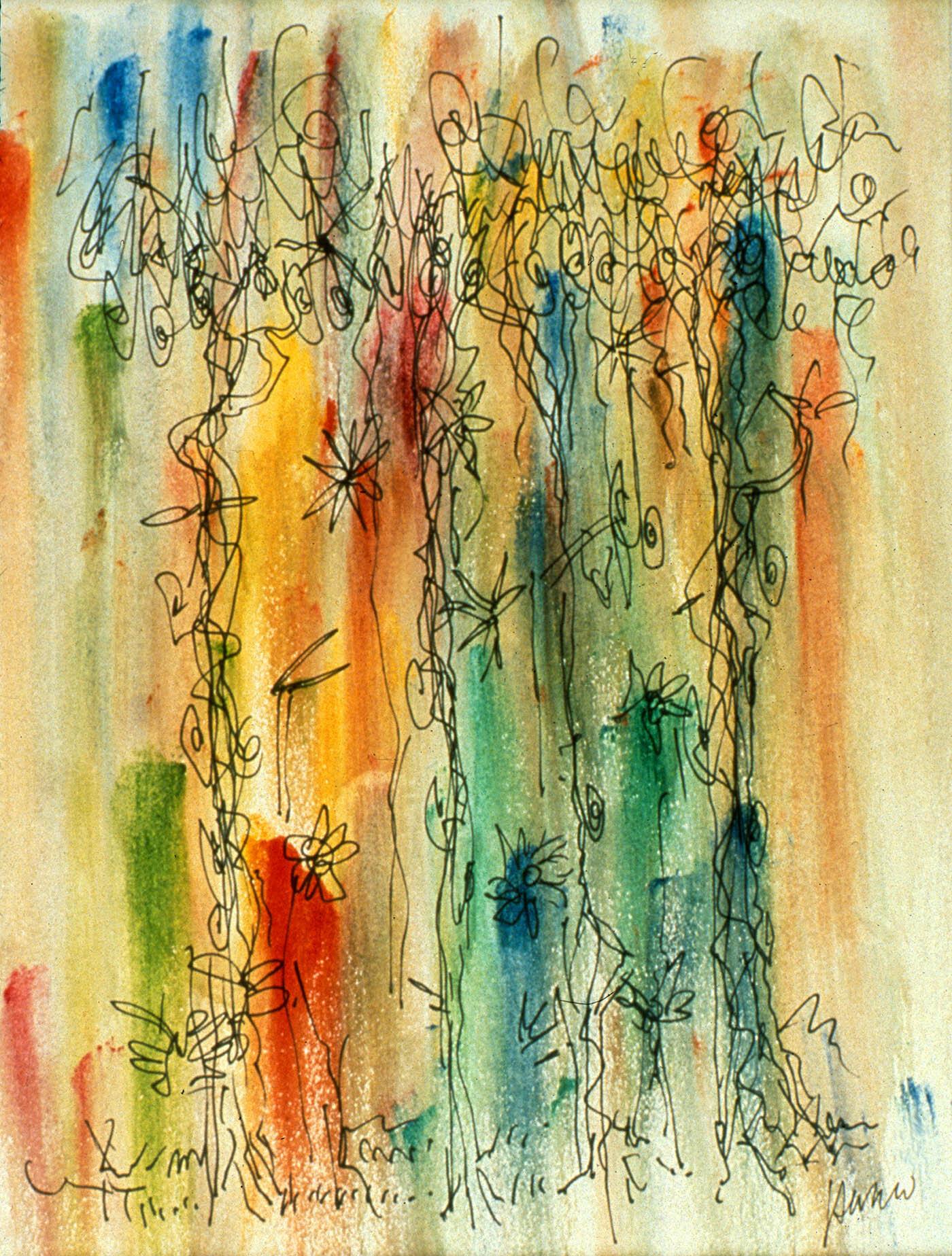 """Banyan Tree,"" by Jerry Garcia"