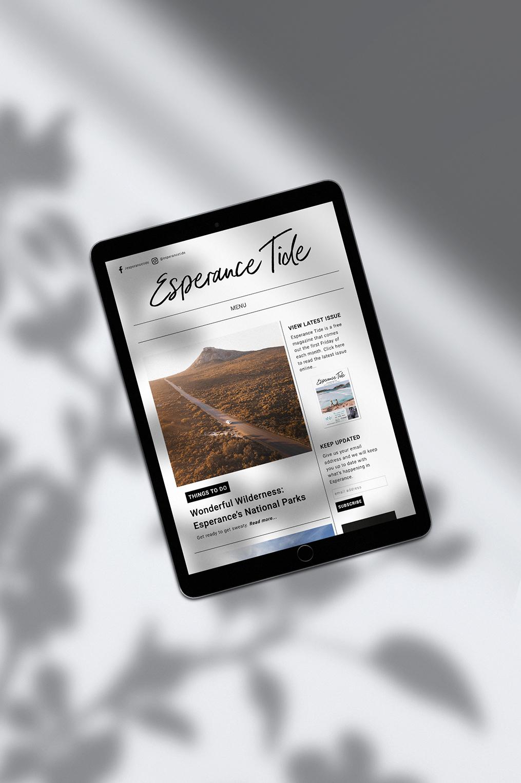 Web Design Esperance Western Australia