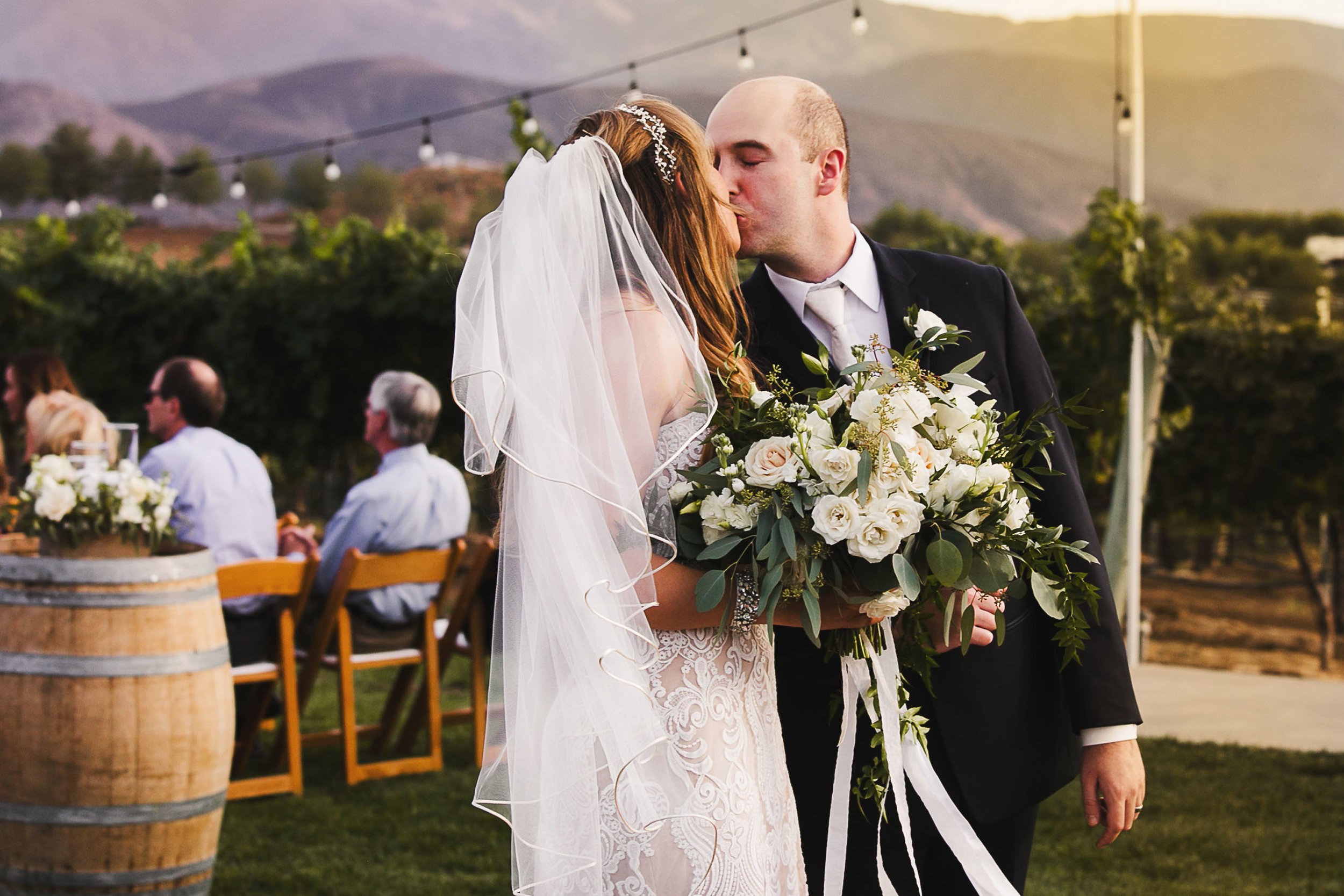 Leoness Cellars Wedding Temecula