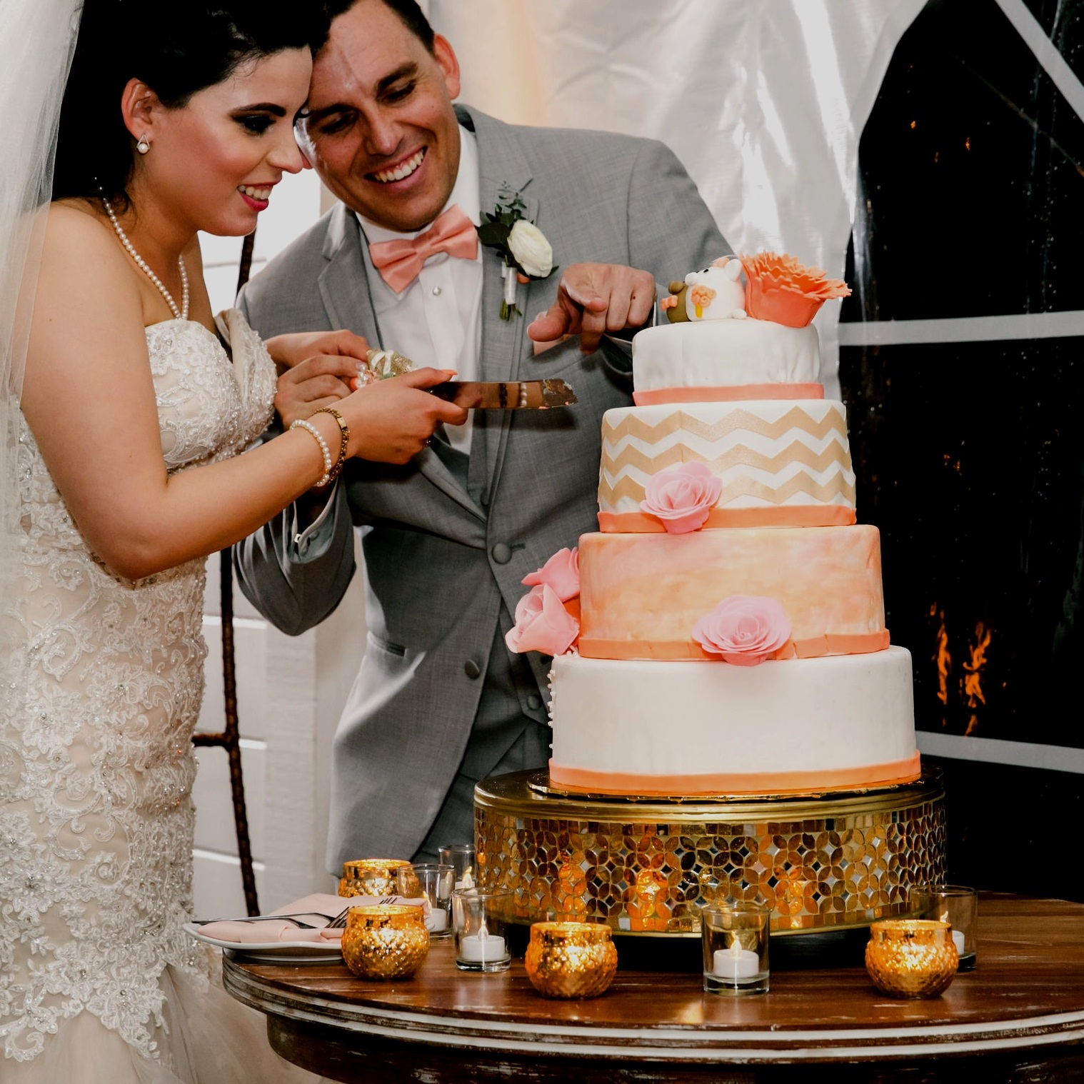 Over 150 weddings photographed and filmed -