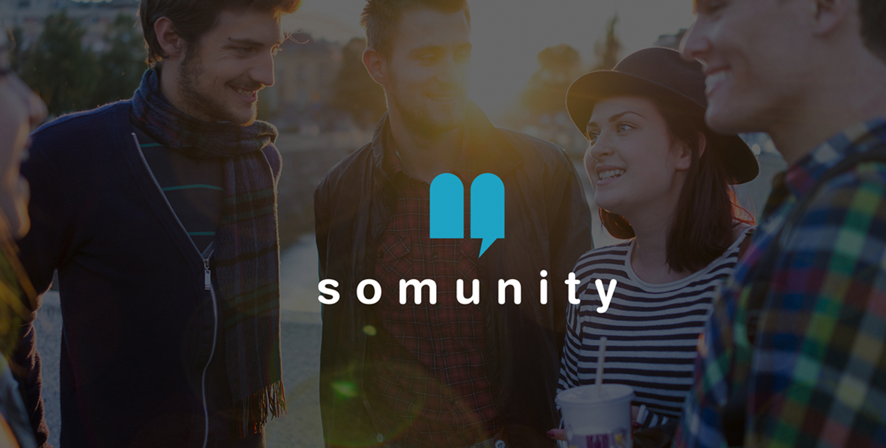 Bringing people together   Somunity