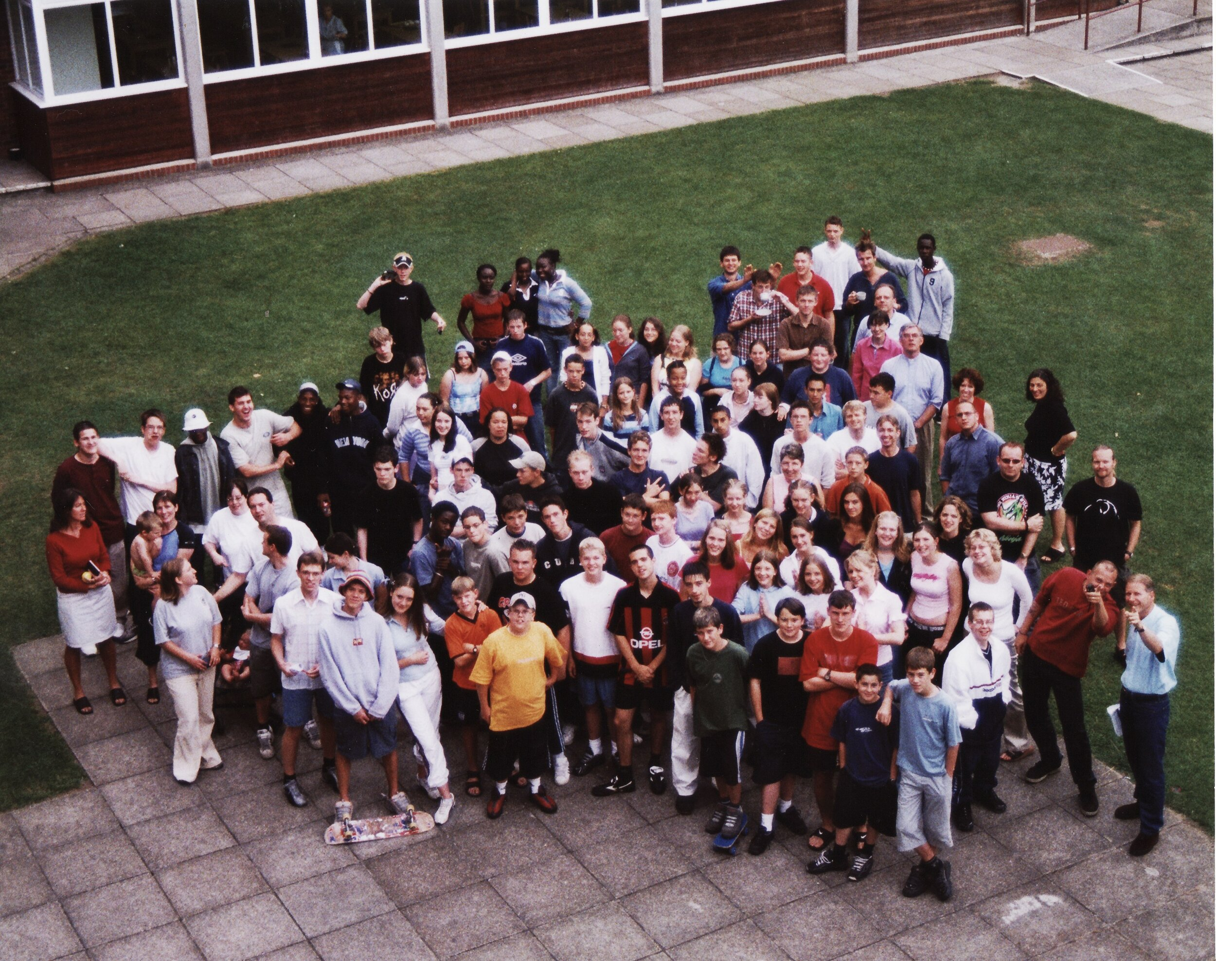 Summer A 2002 @ New Hall
