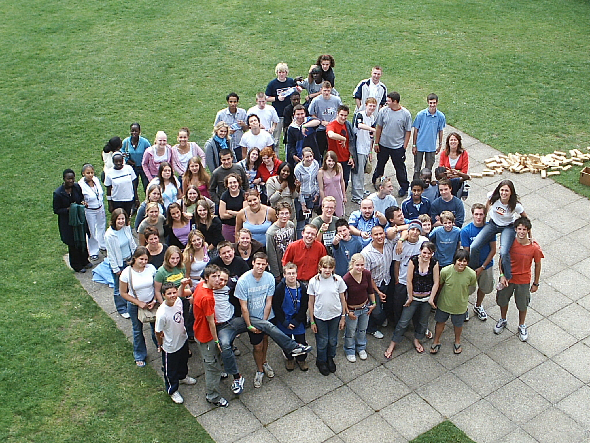 Summer C 2004 @ New Hall