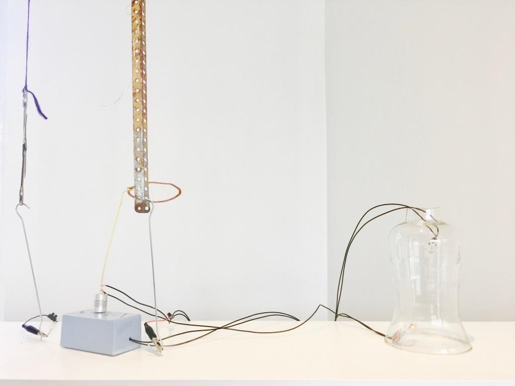 Credits - Concept, composition and installation: Ryoko AkamaPerformance: Ryoko Akama and Bastard Assignments