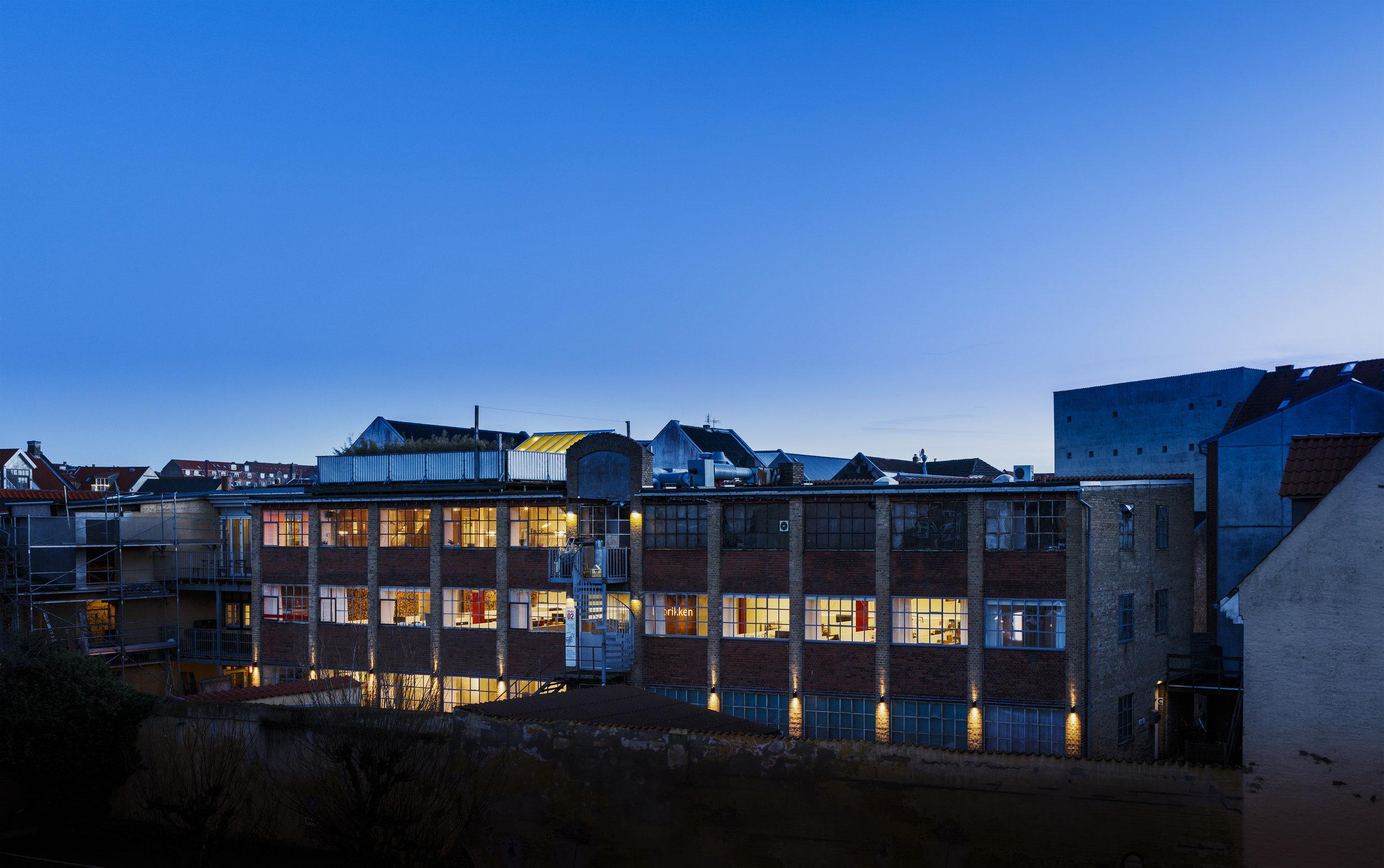 Spillesteder - Programmet afvikles på en række af Aarhus' kendte - og mindre kendte - spillesteder