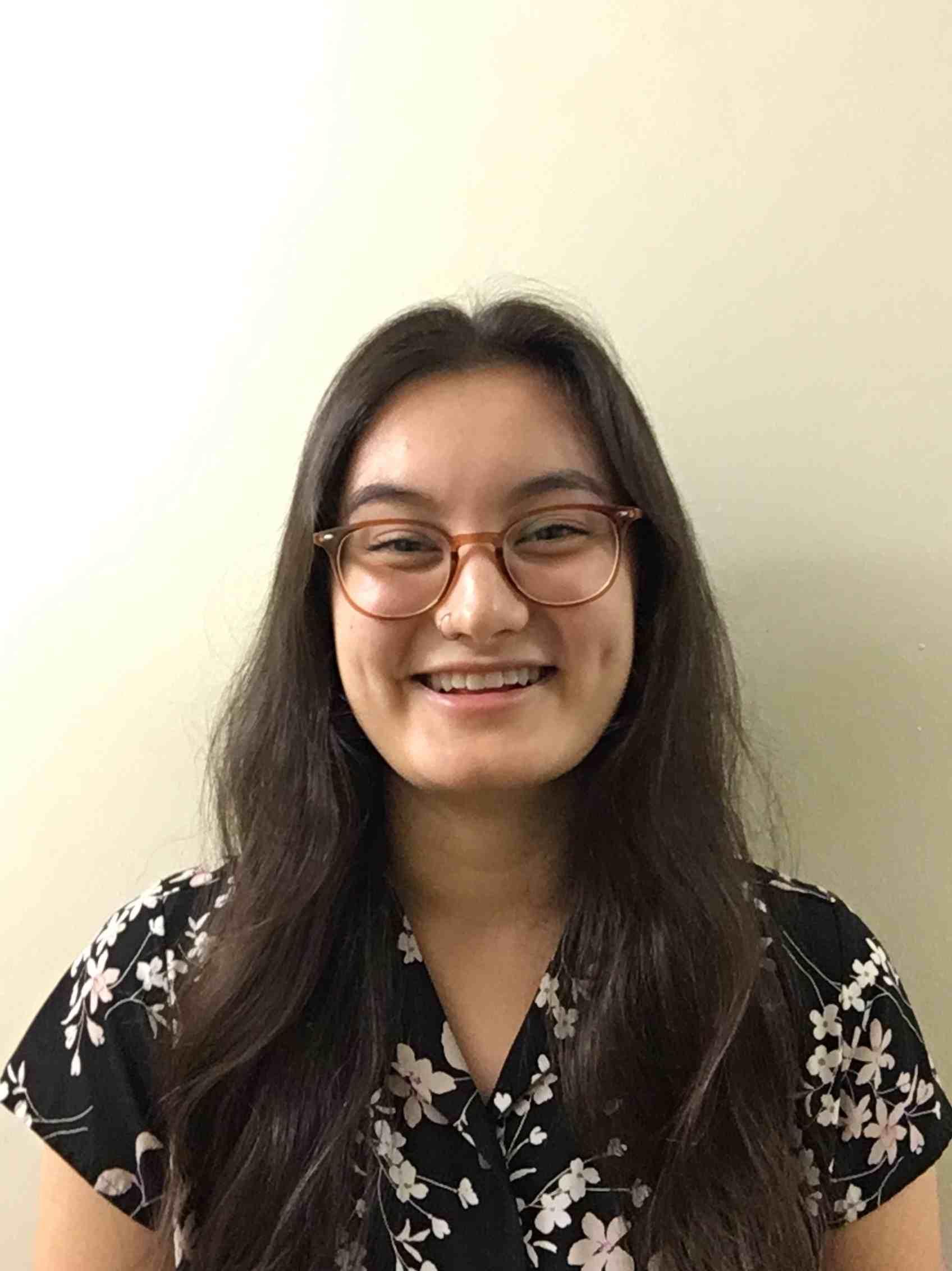 Sasha S. Yamada - 2019 Student Engineer of the Year