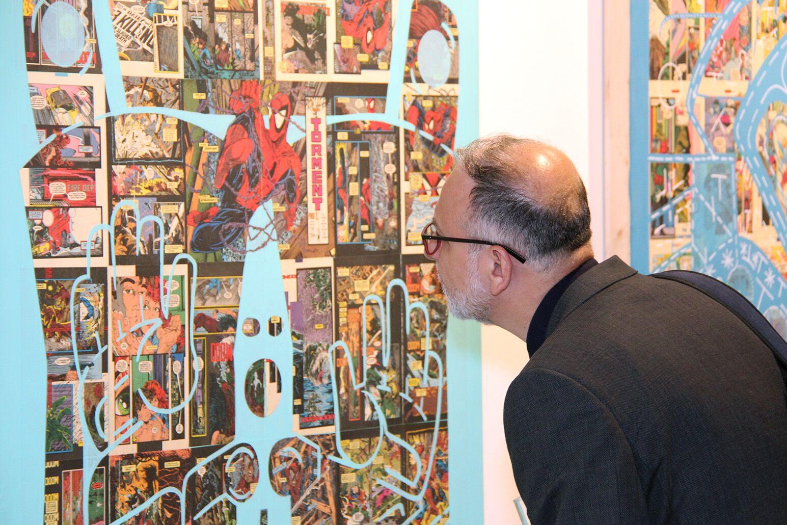 Venez voir l'exposition! - Visitez la Galerie Canada à l'Haut-commissariat du Canada au Royaume-Uni.Entrée gratuite (contrôles de sécurité en place)Appuyez sur ce lien pour plus d'information