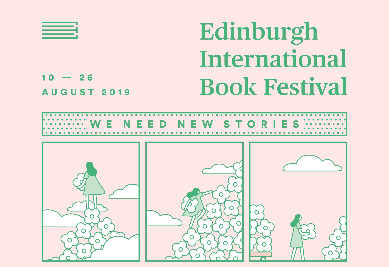 Source: Edinburgh International Book Festival