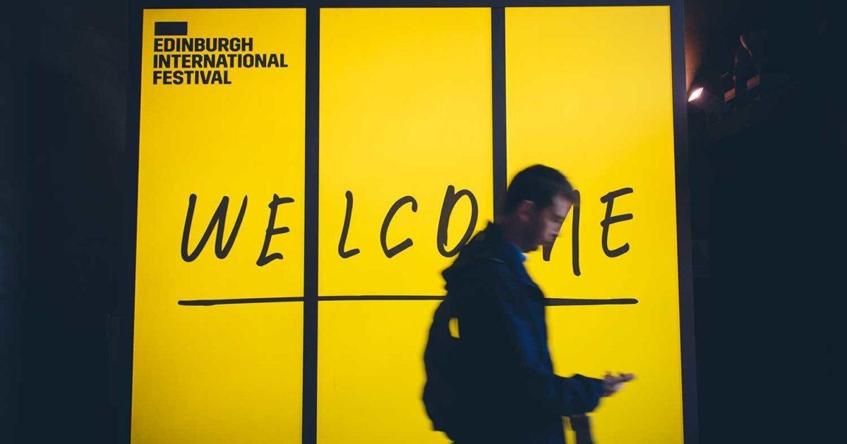 Le festival international d'Édimbourg