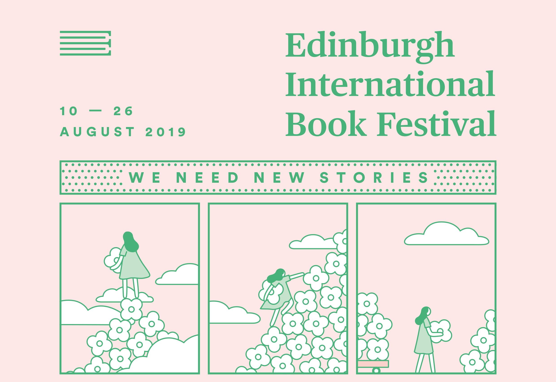 Le festival international de littérature d'Édimbourg