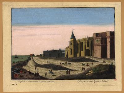 Mosteiro dos Jeronimos, 1700