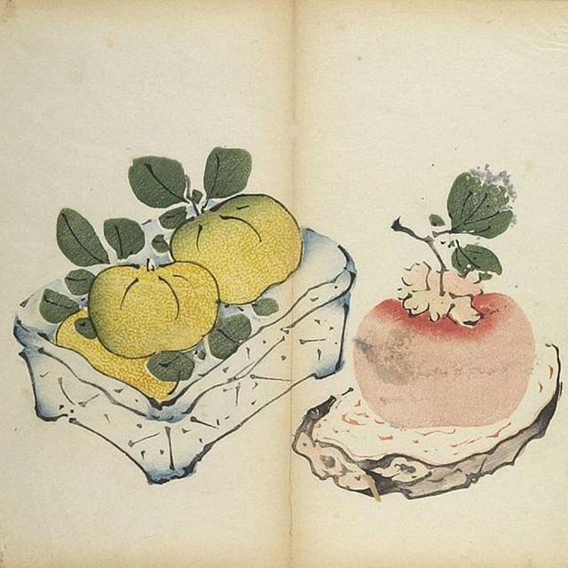 Hu Zhengyan, 'Persimmon and Three Yellow Tangerines', 1633