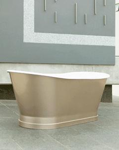 bronze-bathtube