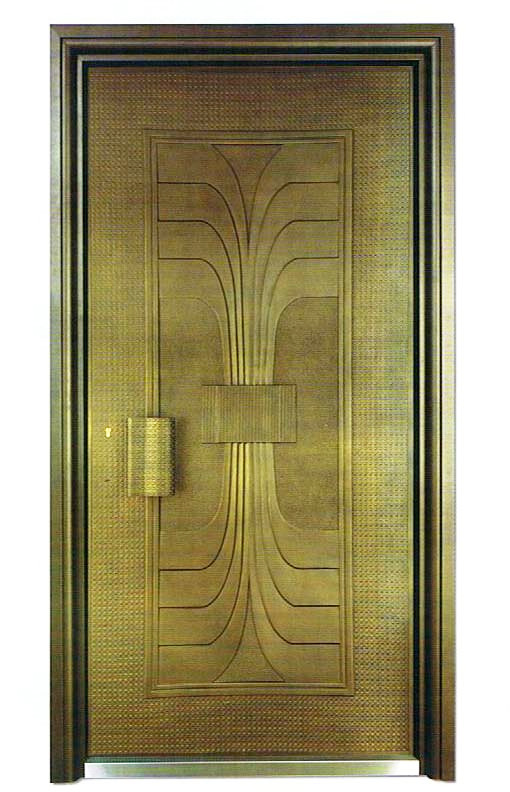 brass-door