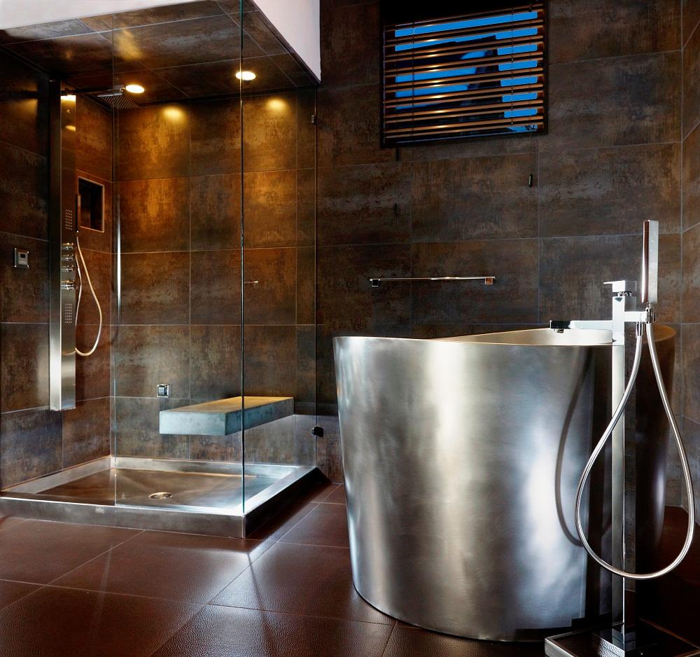 stainless-Bath