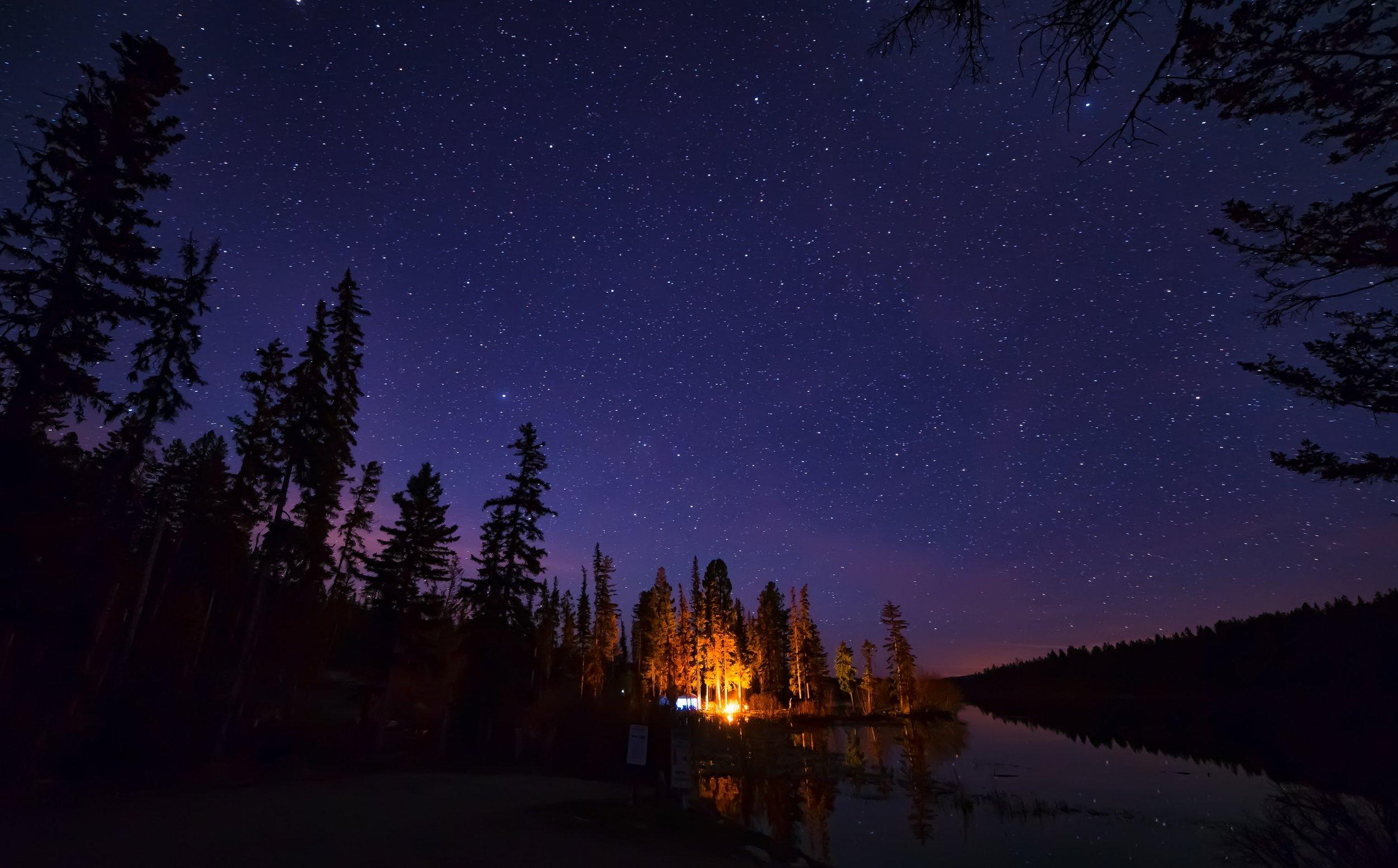 Zoe Gillis Wilderness Retreats Night sky.jpg