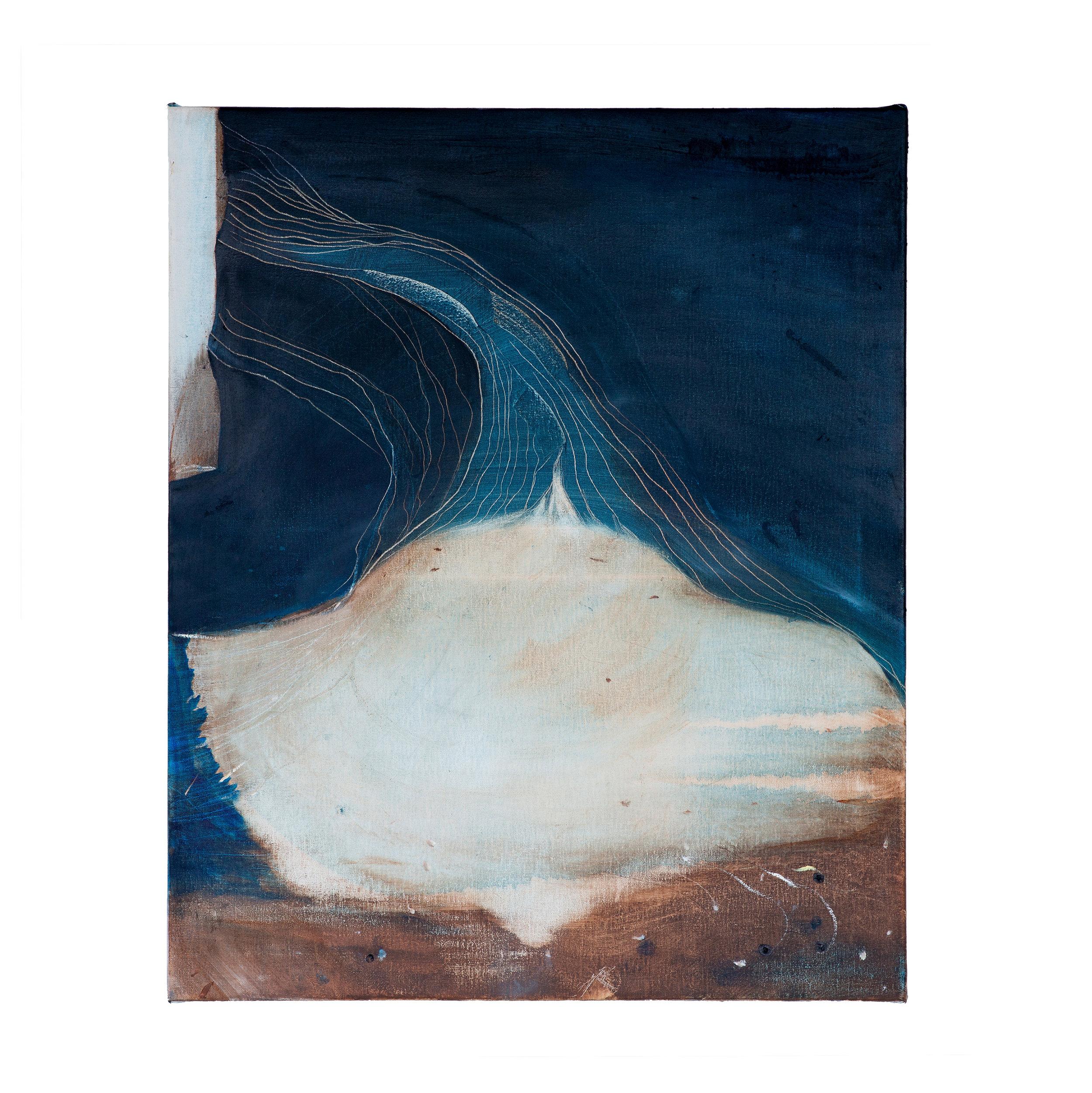 """""""fairy tale""""    50x60cm oil on canvas/2019"""