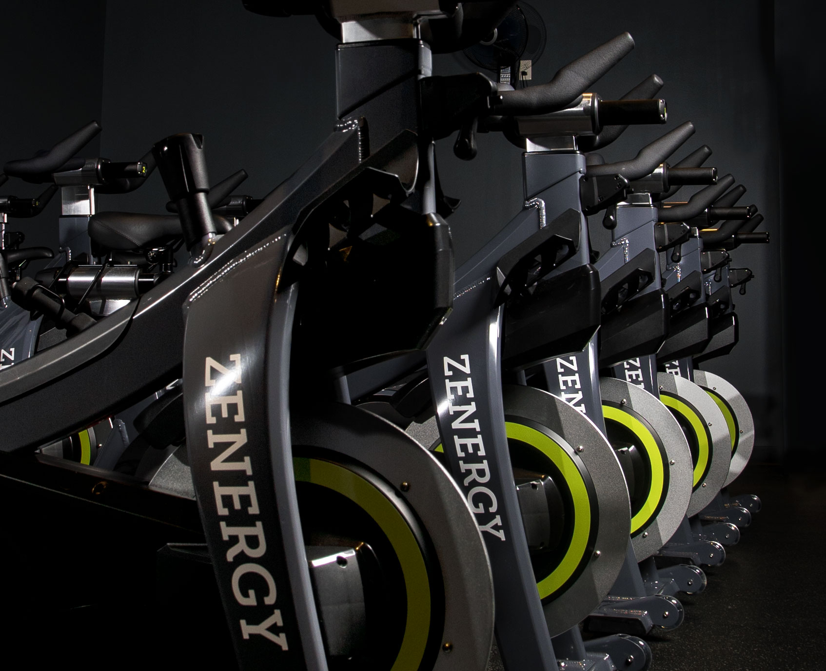 MEET THE ZENWHEEL - We've partnered with Stages Indoor Cycling to bring you the Zenwheel. The elegant fit and ultra smooth ride will take your fitness journey to the next level.