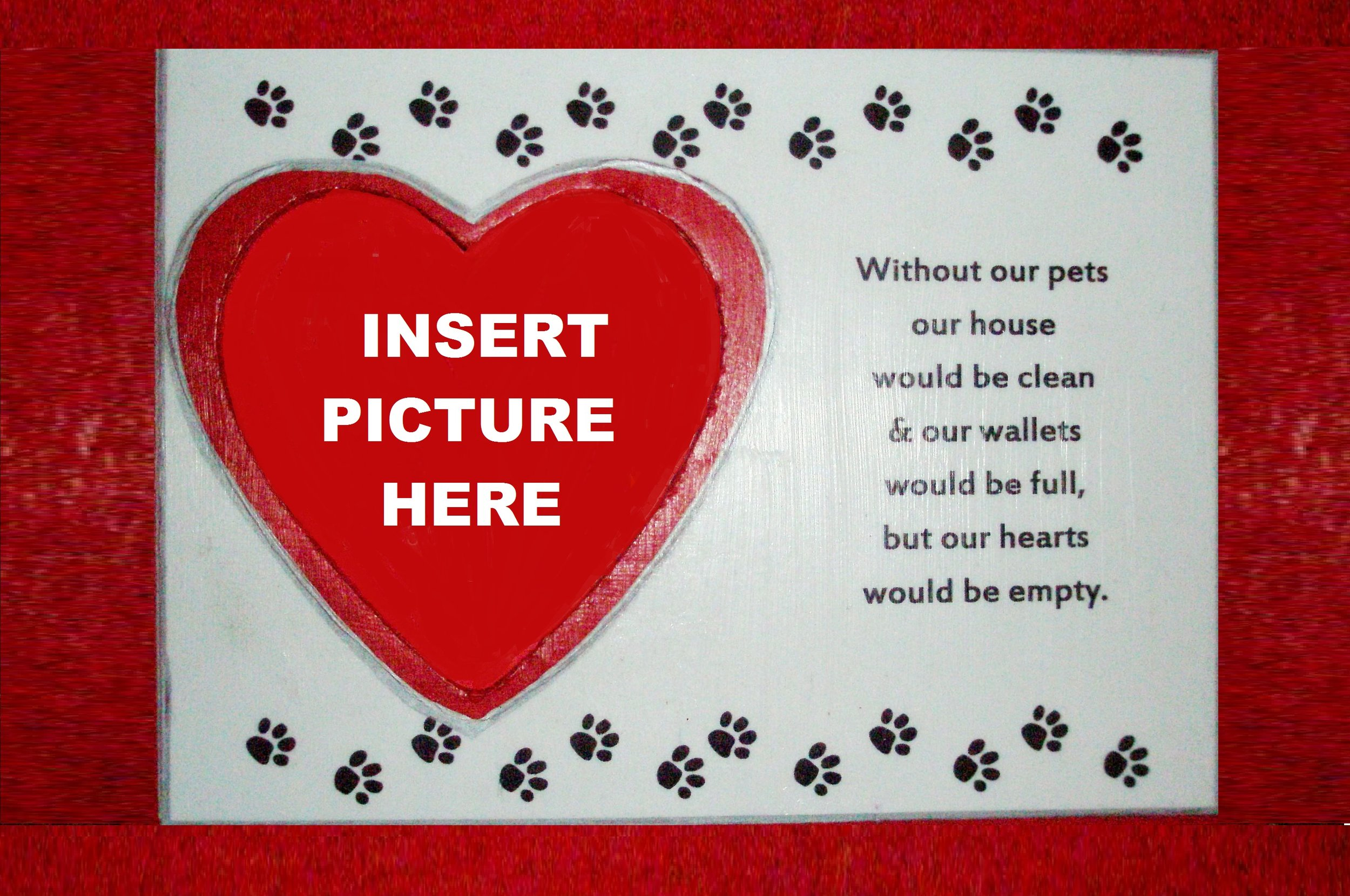 CRAFT PROJECTS FOR PET LOVING PEOPLE -