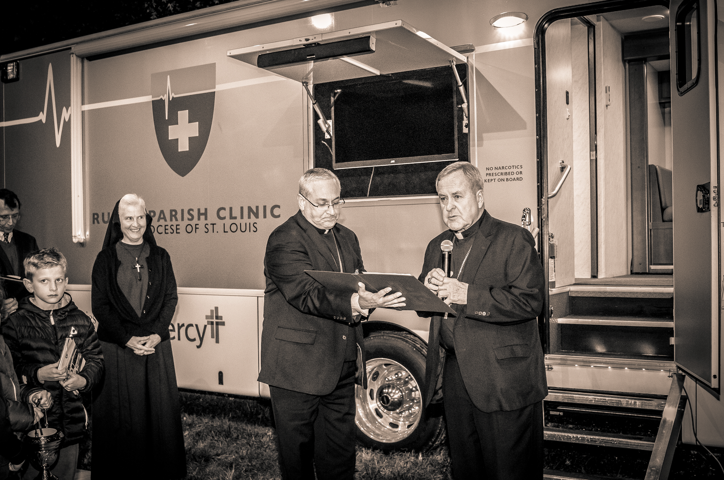 Rural Parish Clinic - of the Archdiocese of Saint Louis