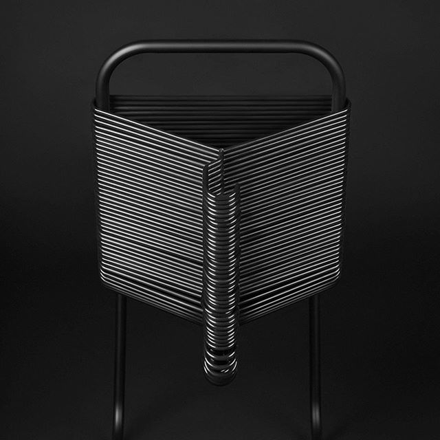 Coat Check Chair is 80% funded with only 5 days left of the Kickstarter campaign. We're sooo close! Let's bring this baby to the finish line ;) - Thanks so much for your continued support of this cult-classic, designer chair. Sweet photos by @hellothisisus - • • Your closet. Reinvented. This award-winning, iconic design creates unexpected meaning in mundane objects. Recombining clothes hangers and a steel closet rod, it elevates these pedestrian artifacts into something special. • • #coatcheckchair @kickstarter #kickstarter #id #kickstarterdesign #design #designer #diseño #diseñoindustrial #joeyzeledon #interiordesign #decor #art  #artist #instaart #interiors #industrialdesign #furnituredesign #furniture #chair #sodomino #thefutureperfect #closetorganization #closet #designers_need @momadesignstore #product_only