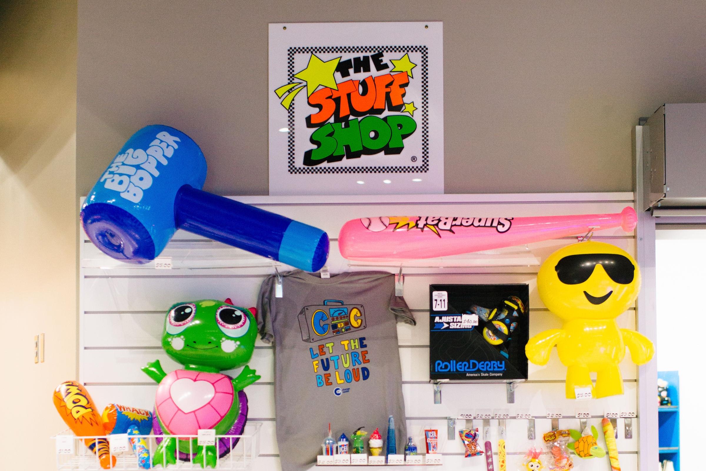 Stuff Shop -