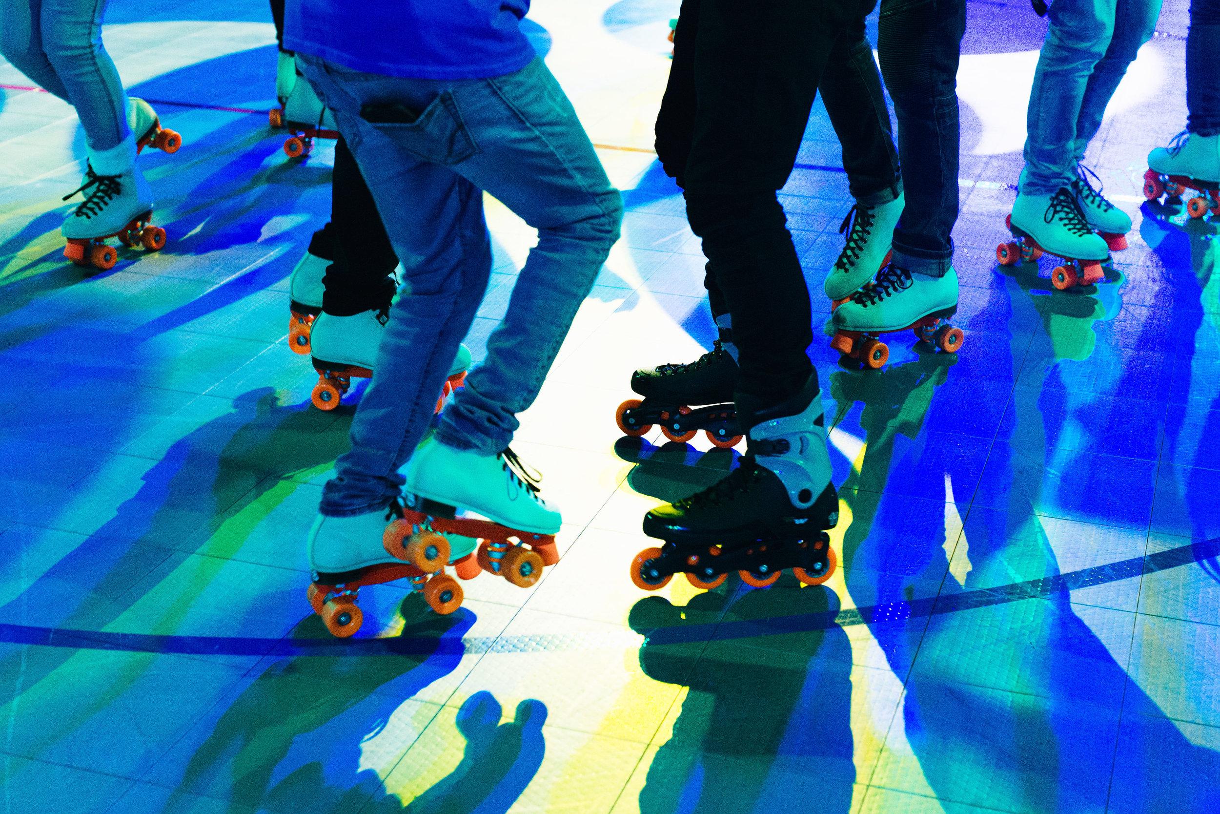 Skating Rink -