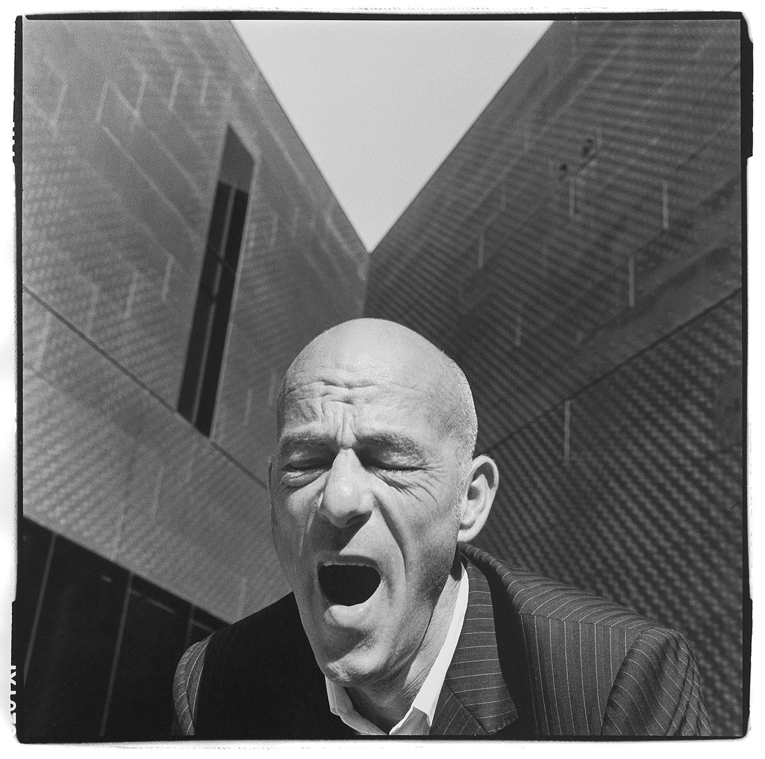 Jacques Herzog, Architect, 2006