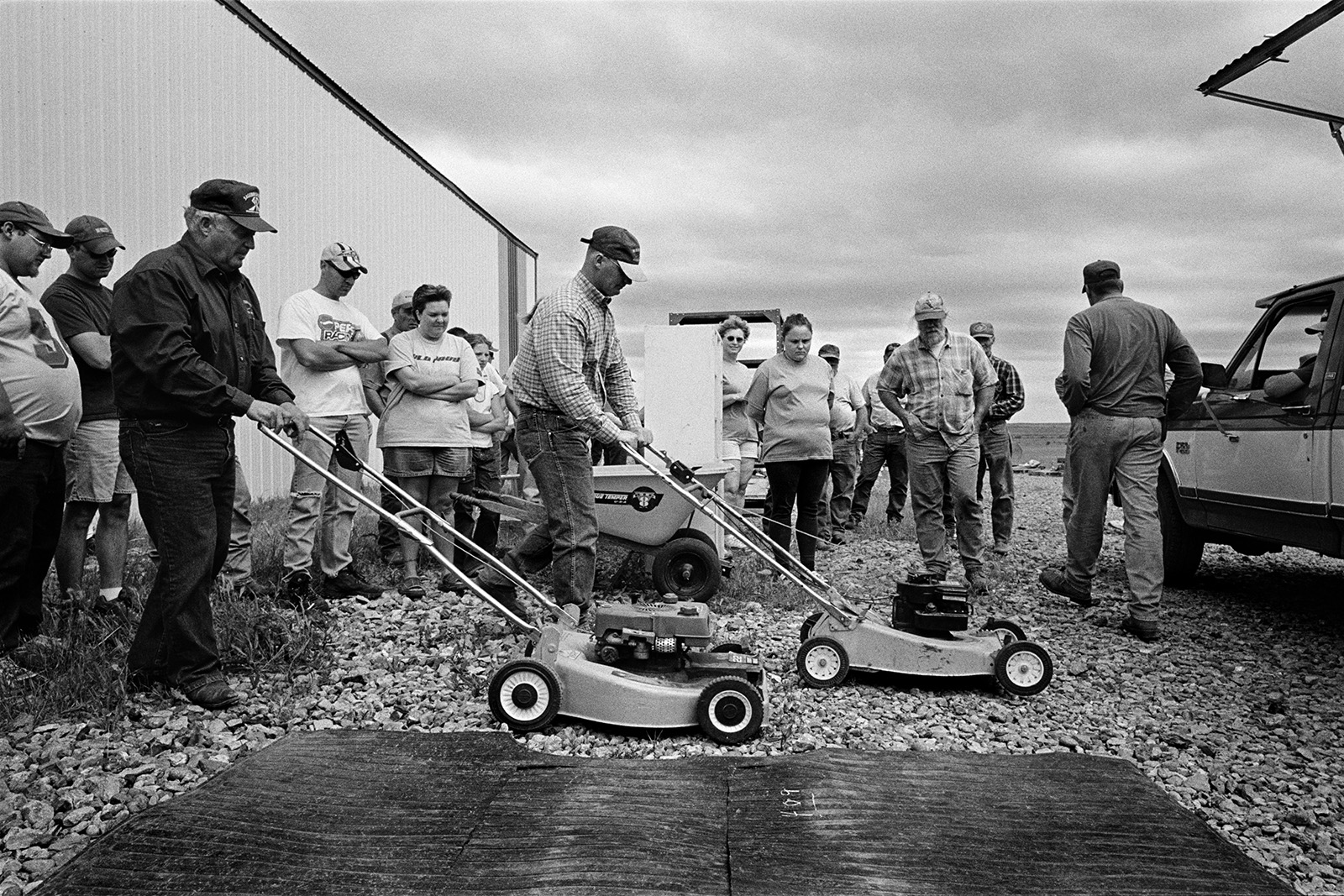 Farm Auction, Hettinger, North Dakota, 2005