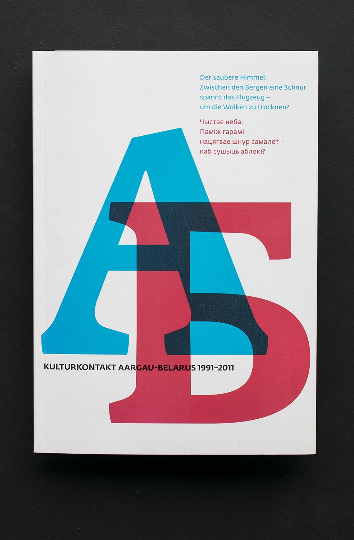 Kulturkontakt Aargau-Belarus 1991-2011