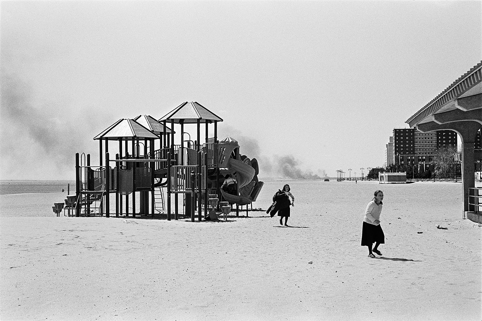 Beach, Coney Island, New York, 2009