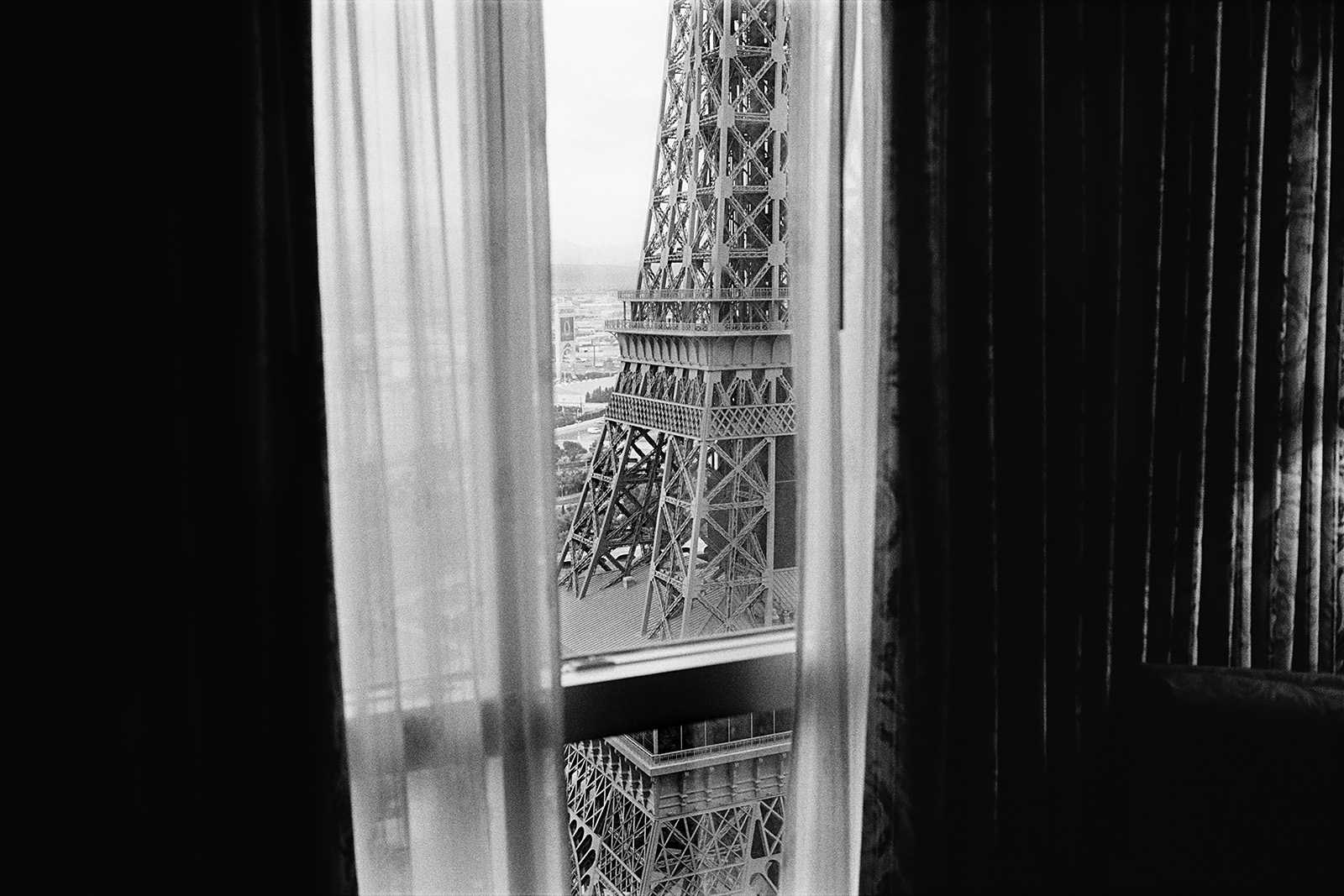 Paris, Las Vegas, Nevada, 2003