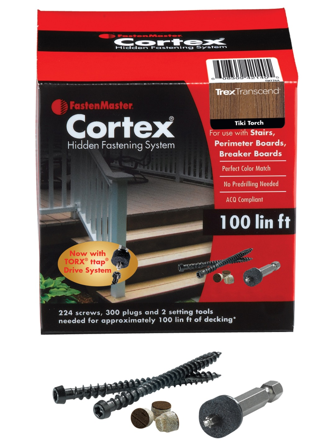 Cortex Screws & Plugs