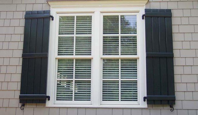 WINDOWS & SHUTTERS -