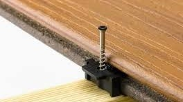 DECK FASTENERS & FASTENING SYSTEMS -