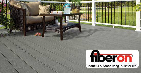 Fiberon offers a wide array of both PVC and composite deck boards that will transform any outdoor space into the perfect spot for entertaining family and friends, at an affordable price point.