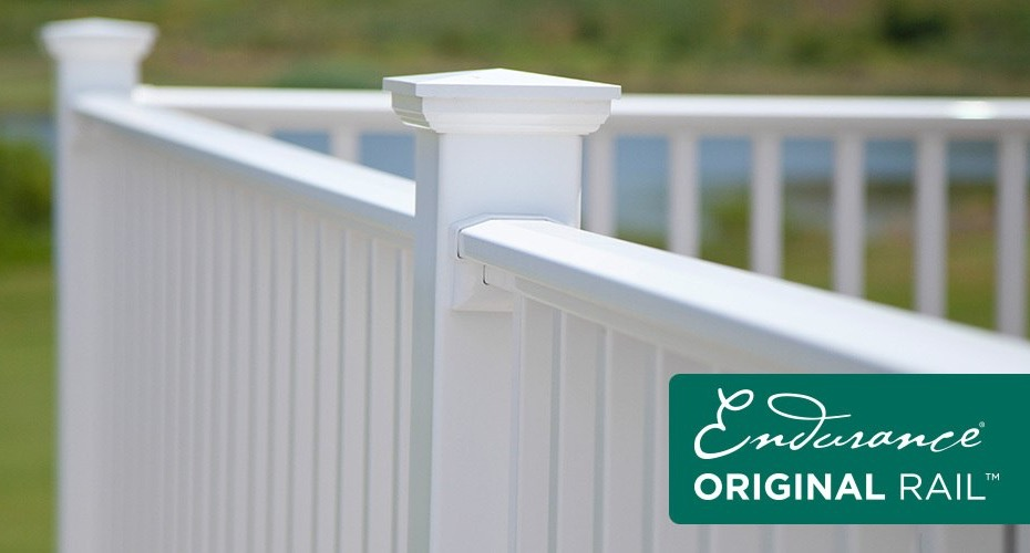 Endurance Vinyl Railings
