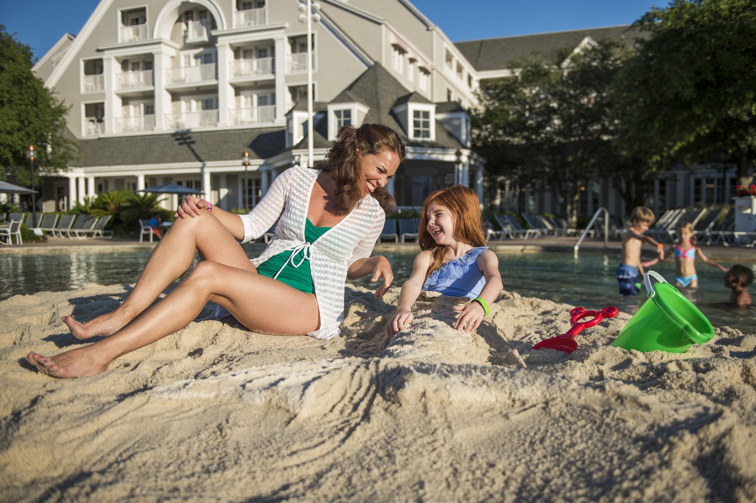 Disney's Beach Club Resort - Deluxe accommodations near Epcot