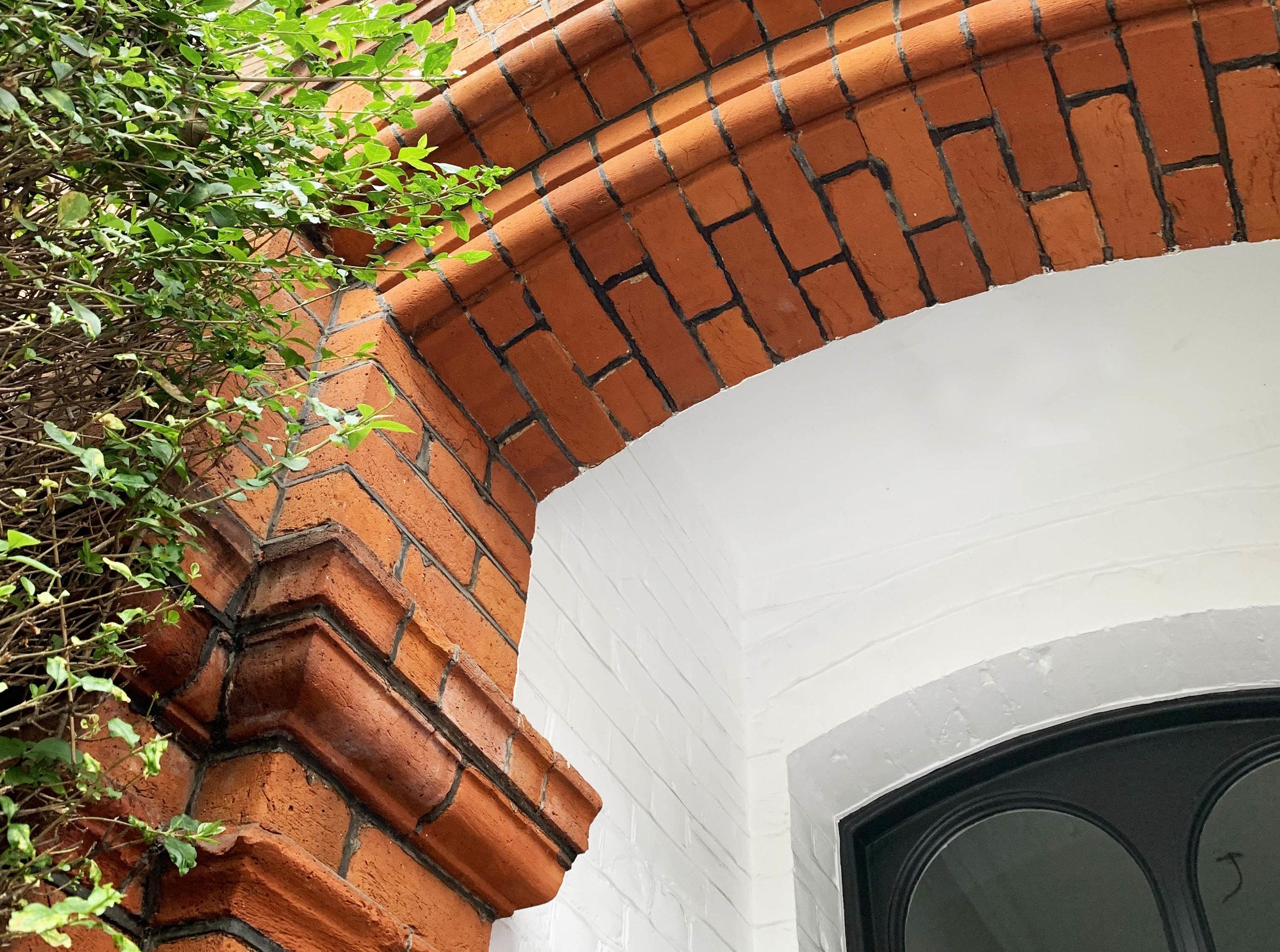 Existing Arched Entrance Door.jpg