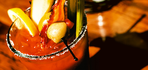 Hennessey's Famous Bloody Mary
