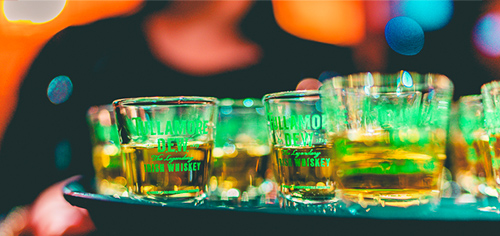 Ask About Our Extensive Irish Whiskey Collection
