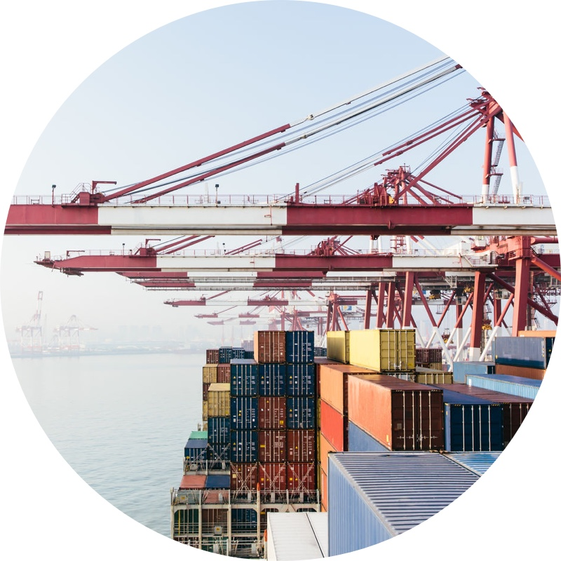 Security - The supply-chain history encoded in the microbial signatures on goods supports tariff enforcement, border protection, narcotics interdictions, and numerous other applications related to national security.