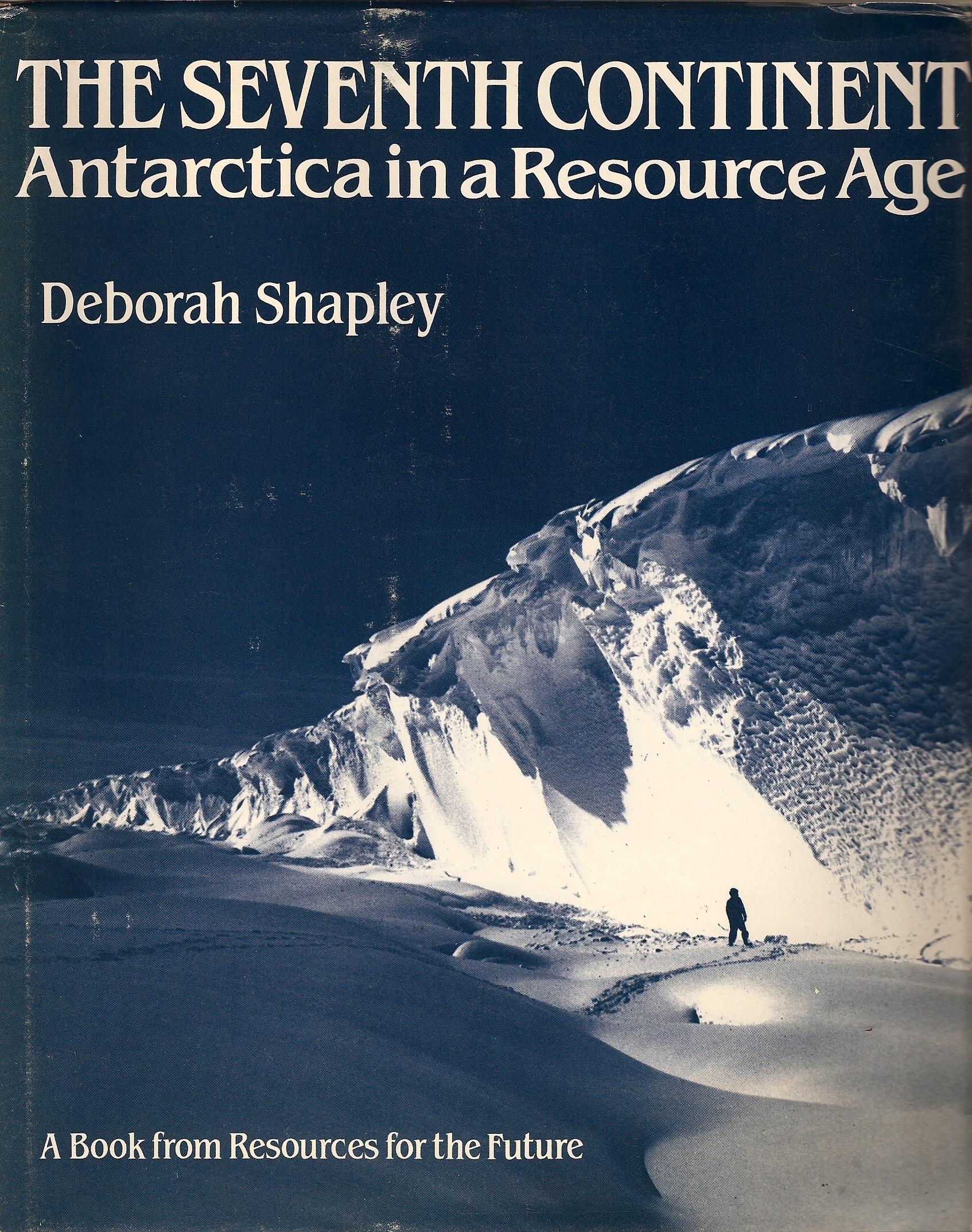 Resources for the Future/Johns Hopkins Univ. Press, 1985