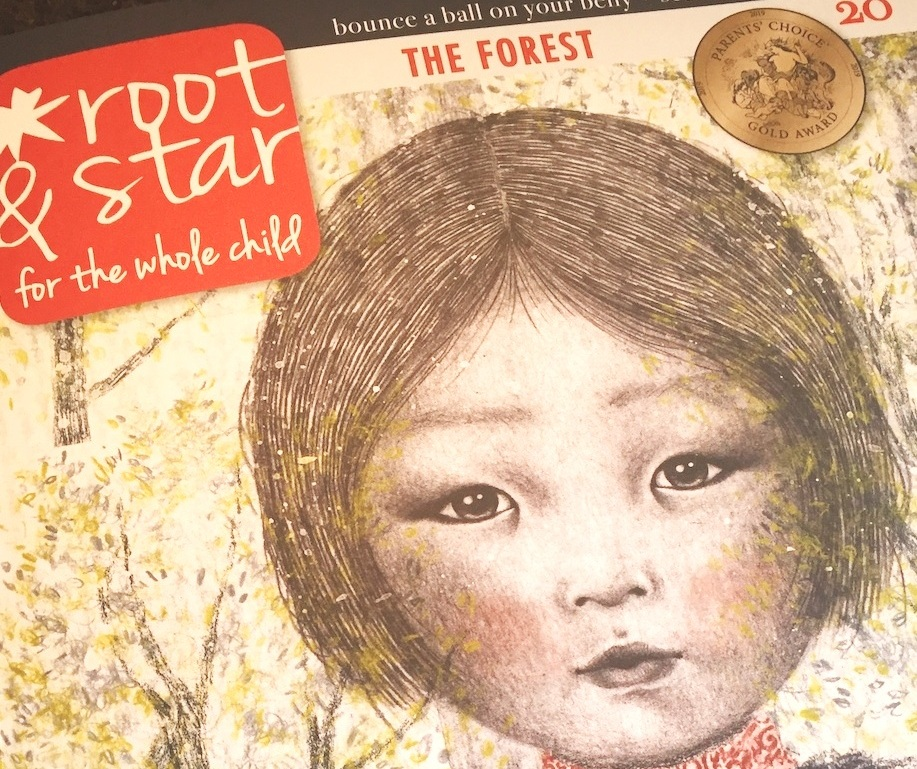Root & Star: The Forest Issue 20