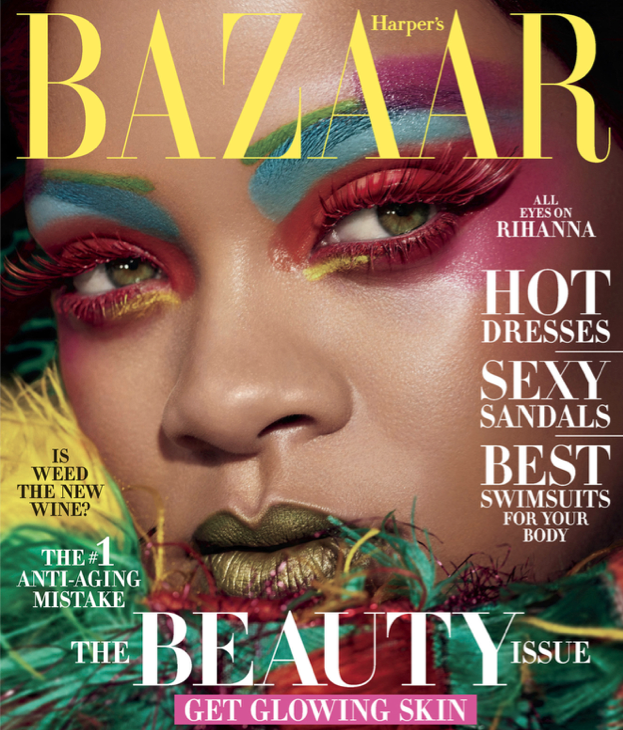 The Sunscreen Company Featured In Harper's Bazaar Beauty Issue. - Check out the upcoming May issue of Harper's Bazaar to see their top beauty tips and best skincare recommendations. This Beauty Issue features our very own Simply Zinc Ultra as an essential face sunscreen in their guide to the perfect sunscreen.