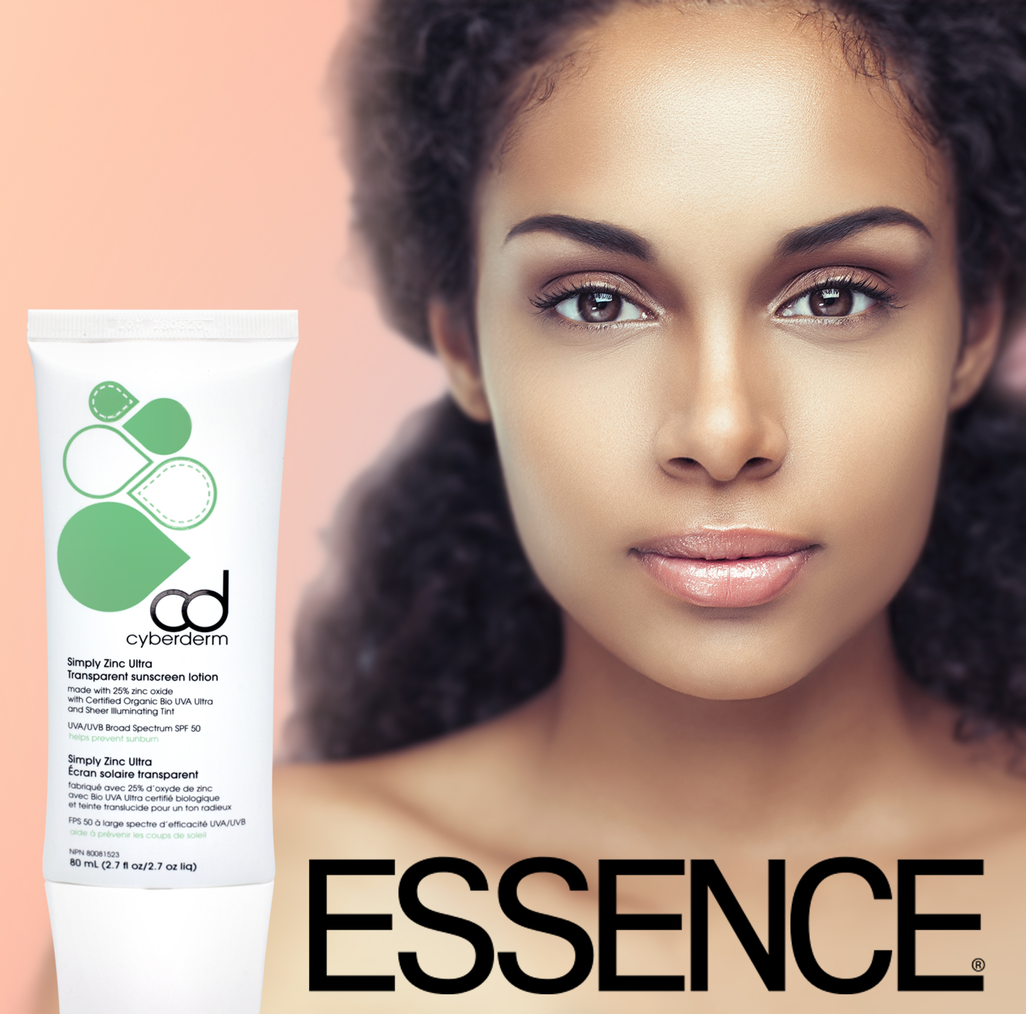 The Team At Essence Falls In Love With Our Sunscreens. - Our CyberDERM sunscreens have become a cult favourite among celebrities, so the ladies at Essence Magazine tested them to see how it performed on a range of darker skin tones. Simply put, they all loved it and went a step further by adding our Every Morning Sun Whip to their morning skincare regimen.A big thanks to the ladies at Essence for putting us to the test and showcasing how great our sunscreens perform on a wide range of skin tones. We appreciate you!
