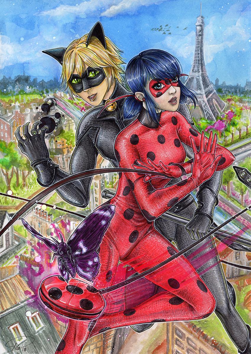 Miraculous – Geschichten von Ladybug und Cat Noir