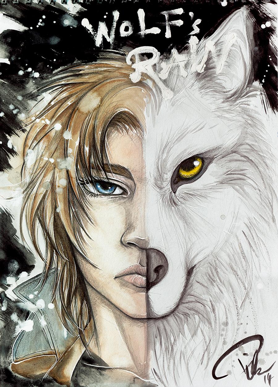 Kiba – Wolf's Rain