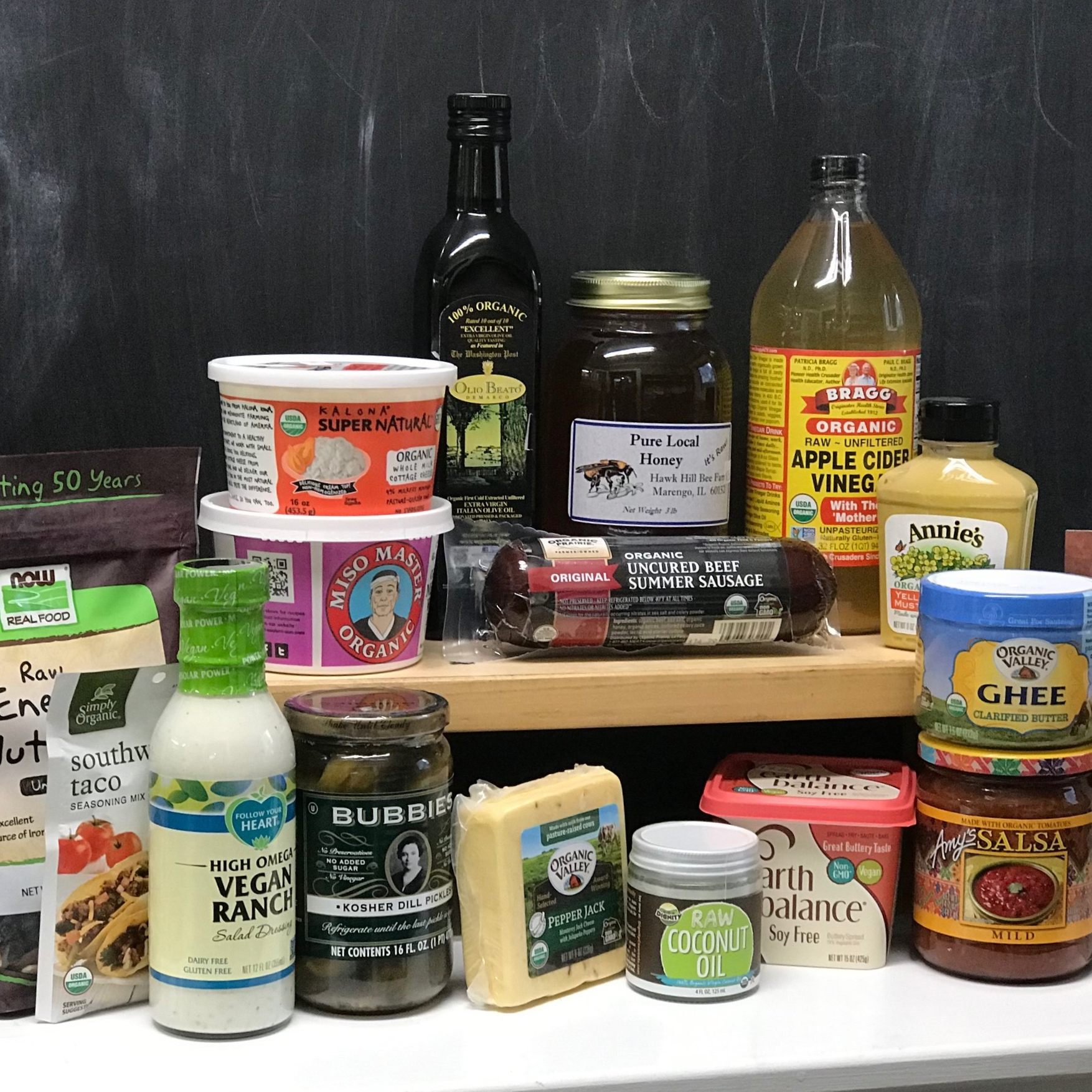 Natural & Organic Foods -